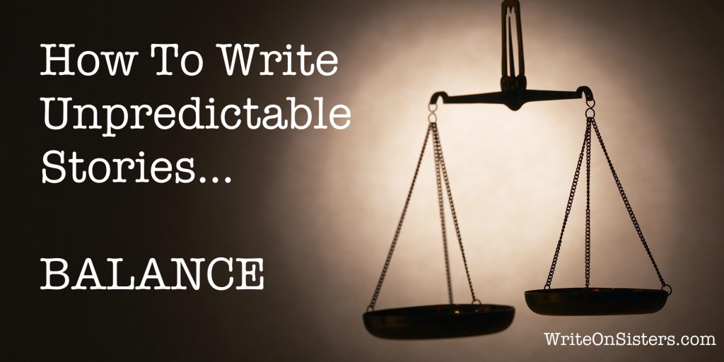 How To Write Unpredictable Stories